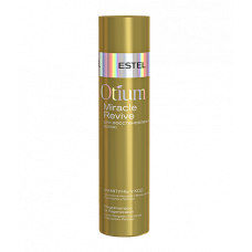 Шампунь-уход для восстановления волос ESTEL OTIUM MIRACLE REVIVE, 250 мл