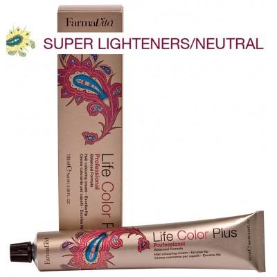 Краска для волос FarmaVita Life Color Plus Super Blond, 100 мл