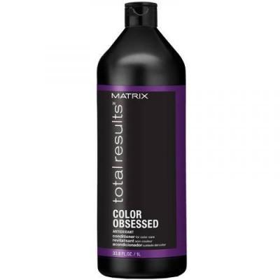 Кондиционер для защиты цвета окрашенных волос MATRIX Color Obssesed, 1000 мл
