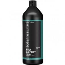 Кондиционер для объема волос с протеинами MATRIX High Amplify, 1000 мл