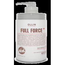 OLLIN Full Force Интенсивная восстанавливающая маска с маслом кокоса, 650 мл