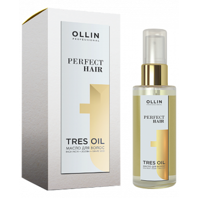 Масло для волос OLLIN Tres Oil, 50 мл